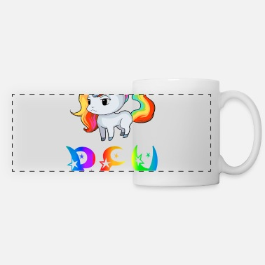 Rey Unicorn Rey - Panoramic Mug