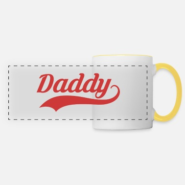 Daddy DADDY - Mug panoramique