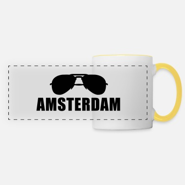 Amsterdam Coole Amsterdam Sonnenbrille - Panoramatasse