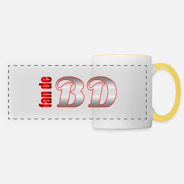 Bd fan de BD - Mug panoramique
