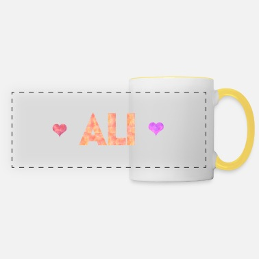 By Ali Ali - Panoramic Mug