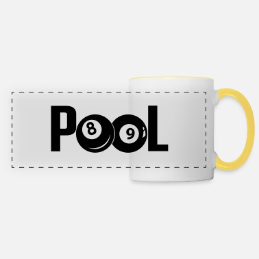 Pool Pool - Mug panoramique