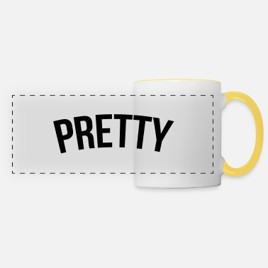 Pretty pretty - Mug panoramique