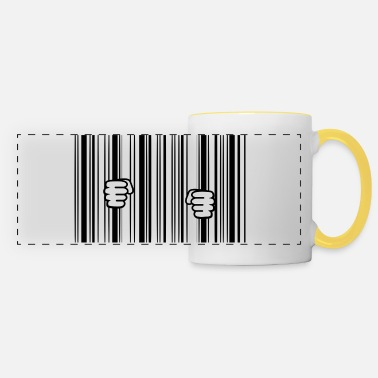 Consumption consumption - Panoramic Mug