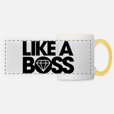Like A Boss Like a Boss - Mug panoramique