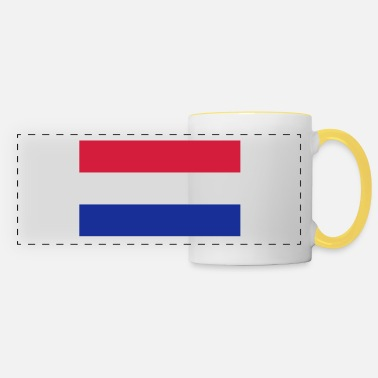 Hollande Holland - Mug panoramique