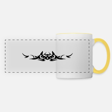 Tramp TRAMP STAMP - TATTOO - arschgeweih - Panoramic Mug
