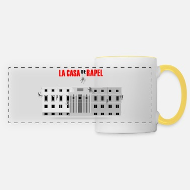 Series The rappel house - Panoramic Mug