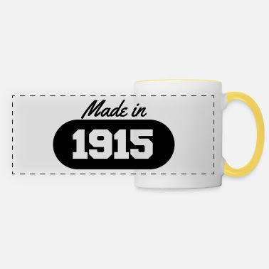 1915 Made in 1915 - Panoramic Mug