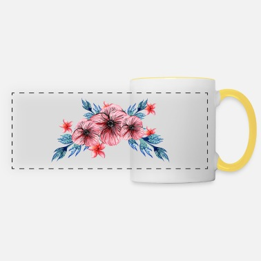 Tropical Tropical - Panoramic Mug