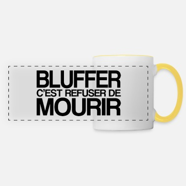 Bluff BLUFFER - Mug panoramique