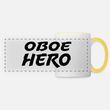 Oboe Oboe Hero - Mug panoramique