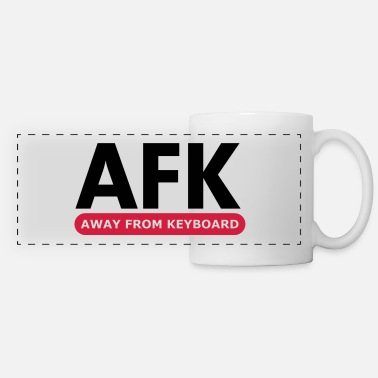Afk afk - Panoramic Mug