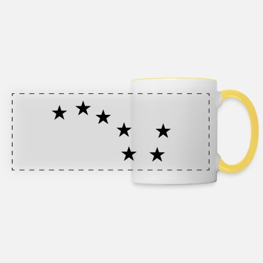 Republican Starry Plough - Panoramic Mug
