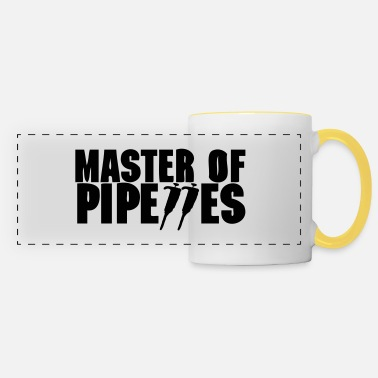 Pipettes Master of Pipettes - Panoramic Mug
