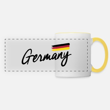 Federal Republic Of Germany Germany - Germany - Federal Republic of Germany - Panoramic Mug