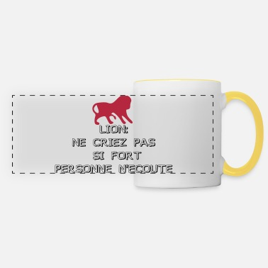 Horoscope ASTRO LION - Mug panoramique