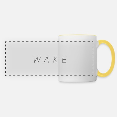 Wake WAKE - Panoramic Mug