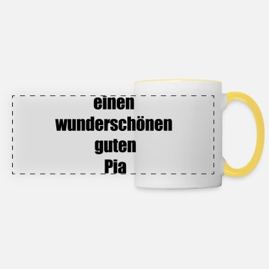 pia - Mug panoramique