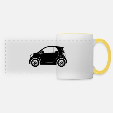 Car Smartissima - Panoramic Mug
