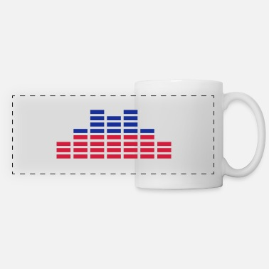 Sound sound - Panoramic Mug