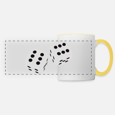 Dice Dice - Panoramic Mug