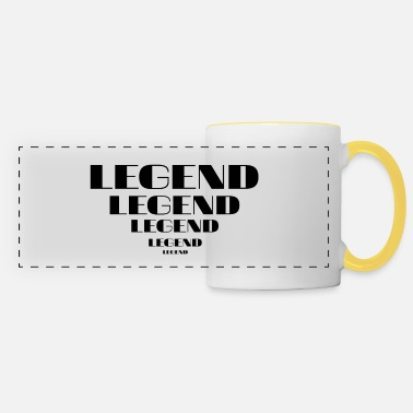 Legend Legend - Panoramic Mug