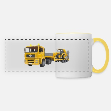 Transport transportation - Panoramic Mug