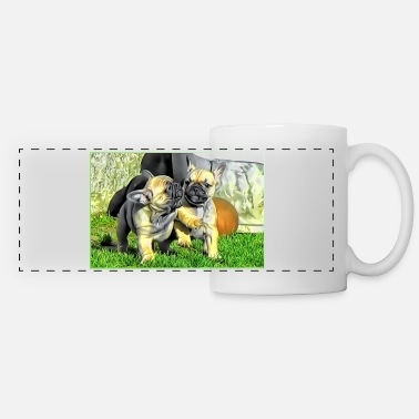France The innocence of age - Panoramic Mug
