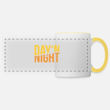Day'n Night - Panoramic Mug