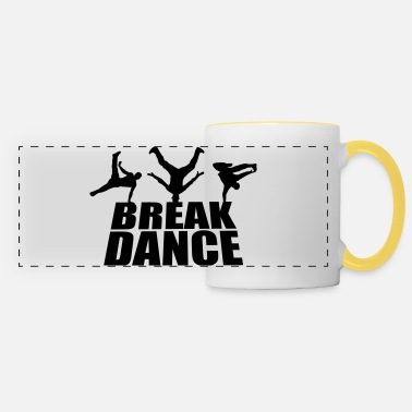 Breakdance Breakdance - Tazza con vista