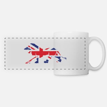 Gb GB Lion - Panoramic Mug