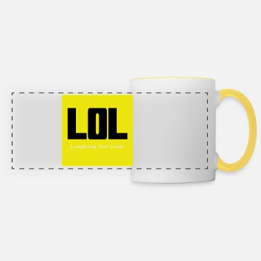 Lol lol - Mug panoramique