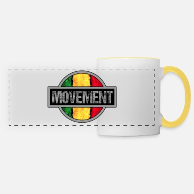 Movement Reggae Movement - Panoramatasse