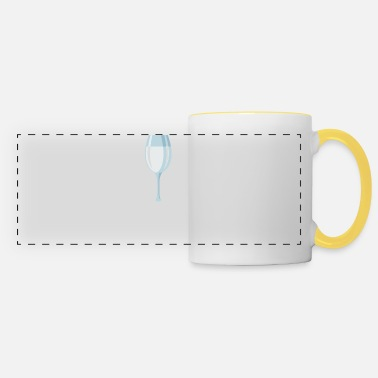 Alcohol Alcohol alcohol - Panoramic Mug