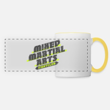 Mixed Martial Arts Fightclub - Panoramic Mug
