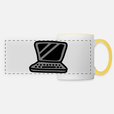 Laptop Laptop - Panoramic Mug