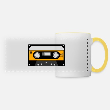Old School Hip Hop Cassette Tape 14 - Panoramic Mug