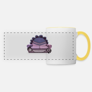 Sofa sofa - Panoramic Mug