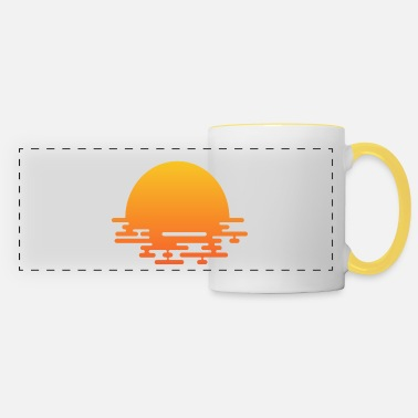 sunrise - Panoramic Mug