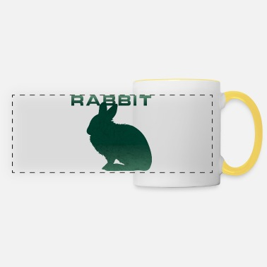 Renner Bunny Renner Runner Rabbit - Panoramic Mug