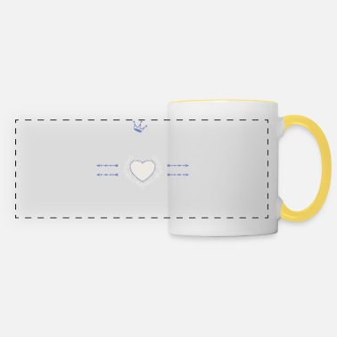 For Pawpaw BLESSED PAWPAW - Panoramic Mug