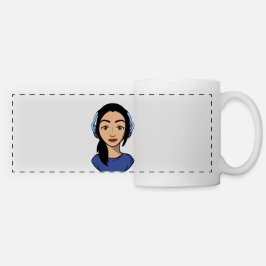Neutral neutral avtar - Panoramic Mug