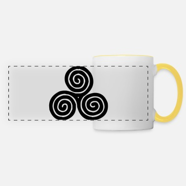 Celtic celtic - Panoramic Mug