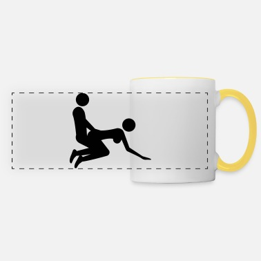 Sex sex - Panoramic Mug