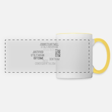 Ethics ETHICS FOR EVERYONE - Panoramic Mug