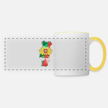 Portugal Portugal - Panoramic Mug