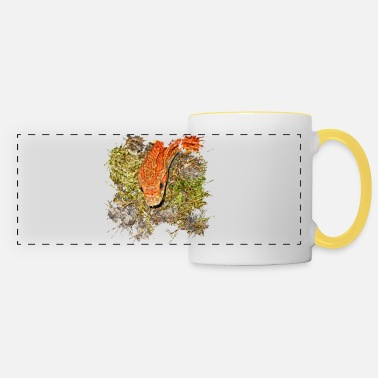 Grain Natter Grain Adders are popular with terrarium friends - Panoramic Mug