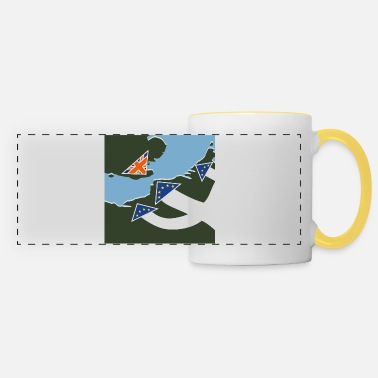 Dads Army Dad's Army Brexit [square] - Panoramic Mug