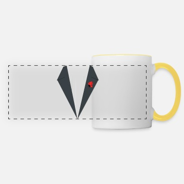 Occasion Cheap suit for the special occasion - Panoramic Mug